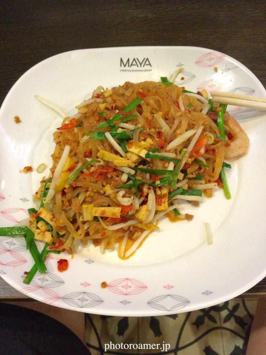 タイ チェンマイ 夕食