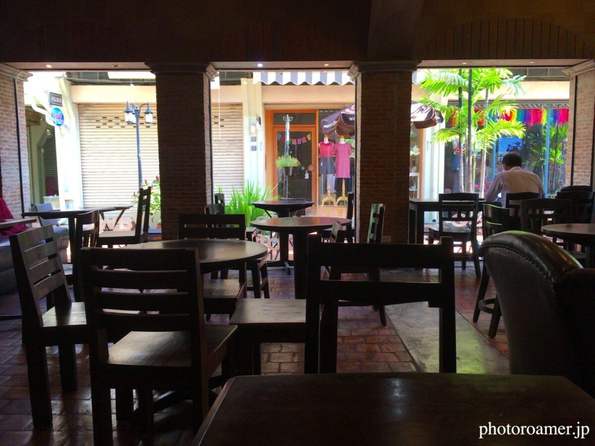 タイ チェンマイ カフェ 最高の空間