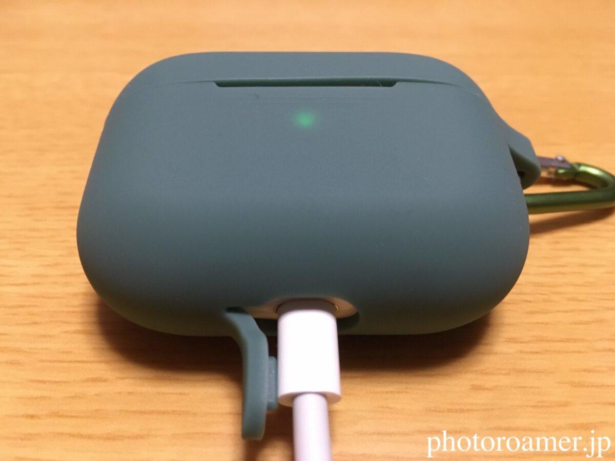 AirPods Pro ケース 充電