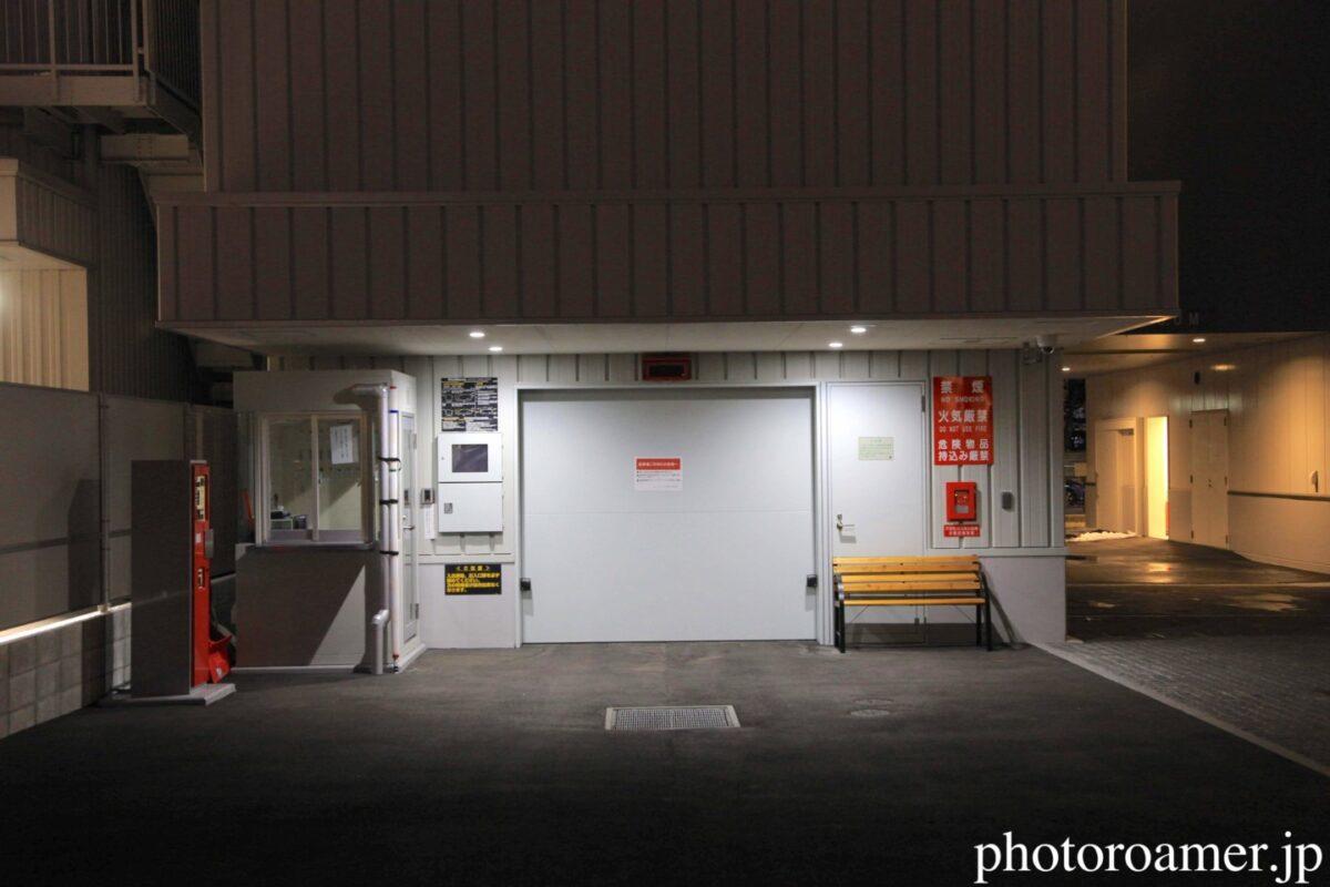 ホテルJALシティ札幌中島公園 駐車場 幅