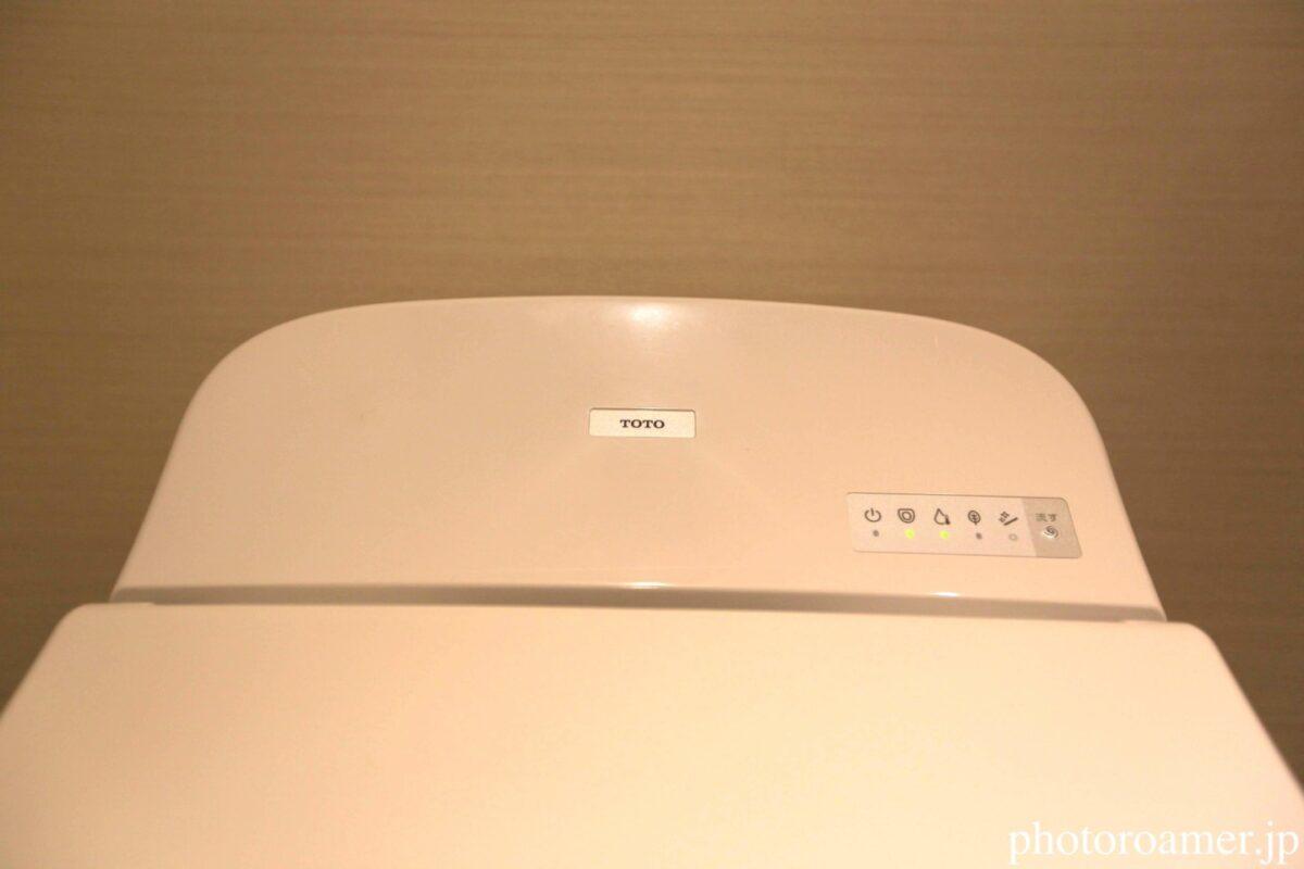 ホテルJALシティ札幌中島公園 トイレ