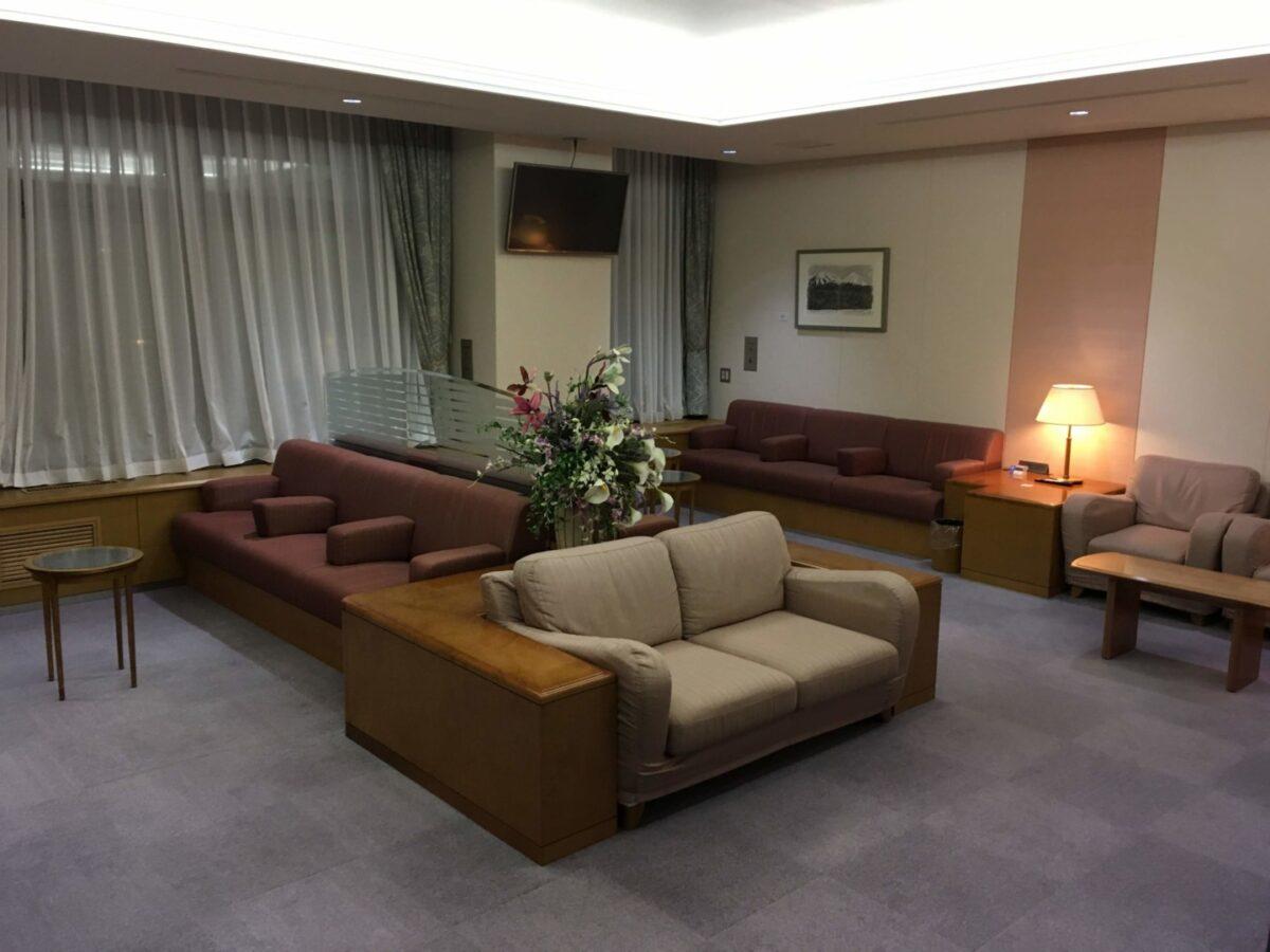 帯広空港プレミアムラウンジ リラックススペース2