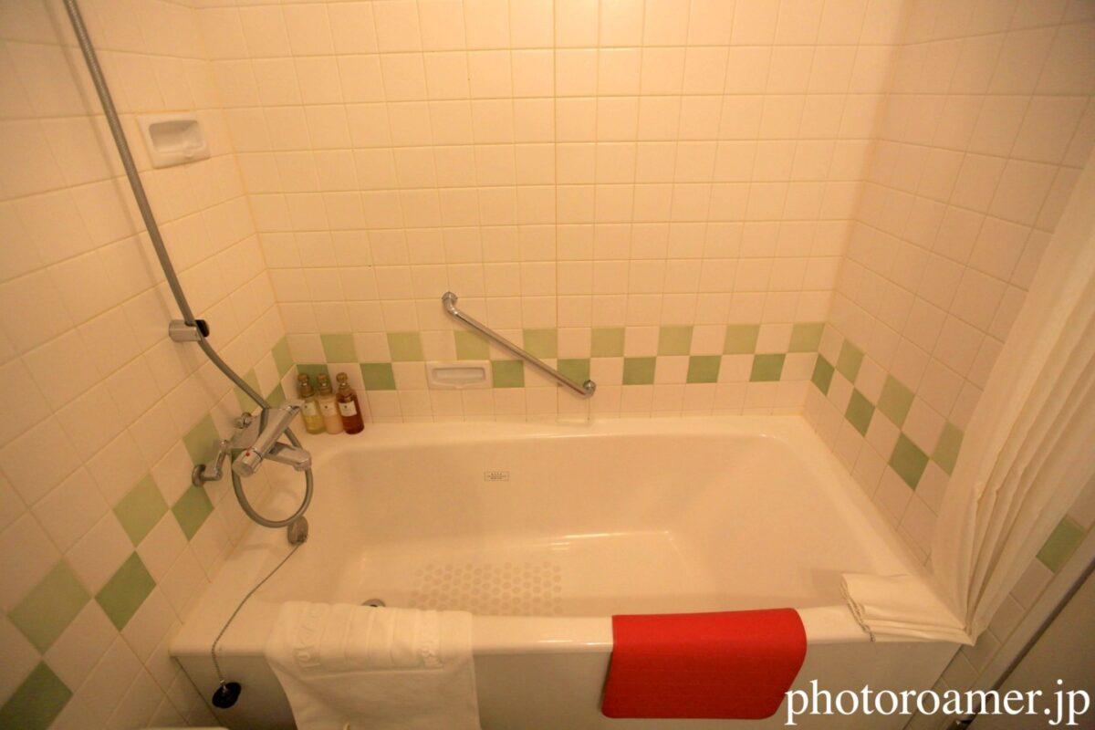 ホテル日航ノースランド帯広 お風呂