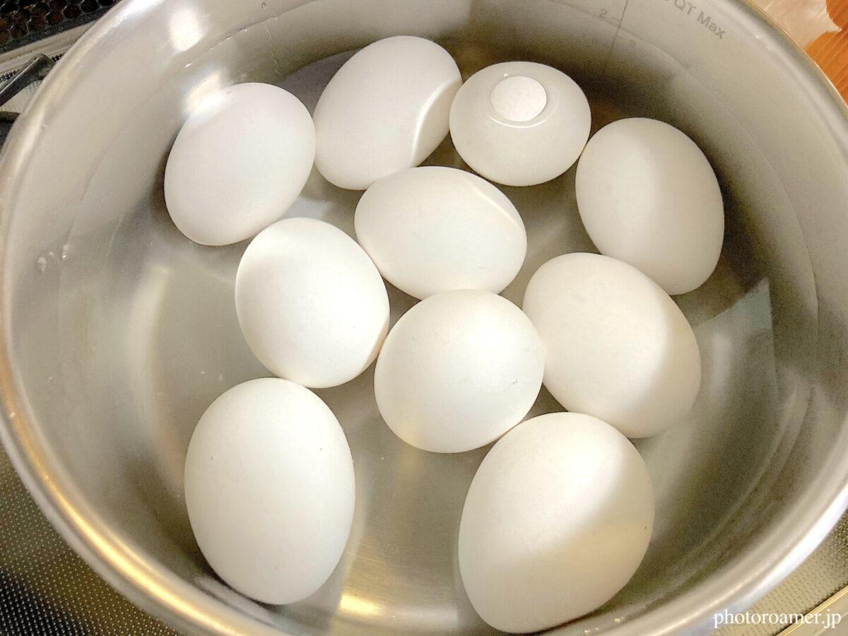 道の駅 よしみ ゆで卵