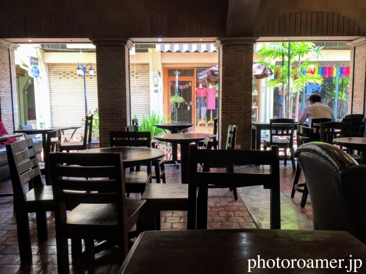 タイ チェンマイ アフィリエイト カフェ 仕事
