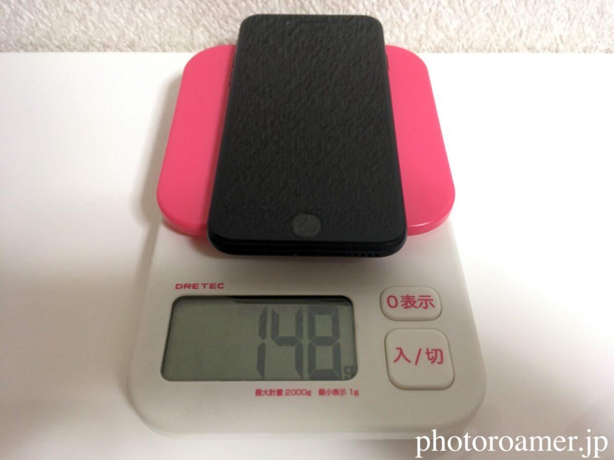 iPhoneSE2 重さ