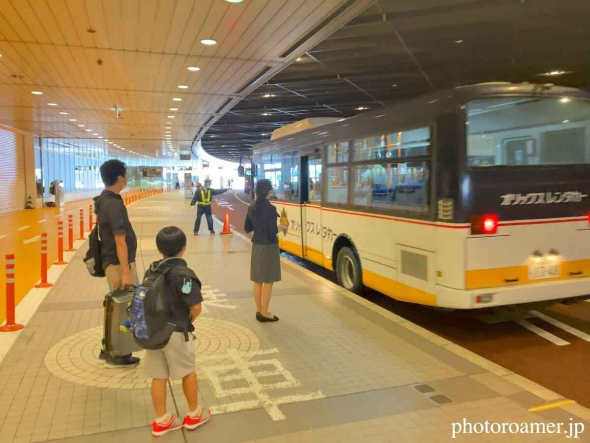 北海道旅行 新千歳空港 オリックスレンタカー 案内
