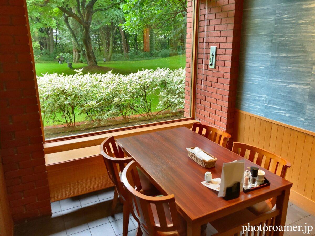北海道ホテル帯広 朝食会場 和食六郎 個室