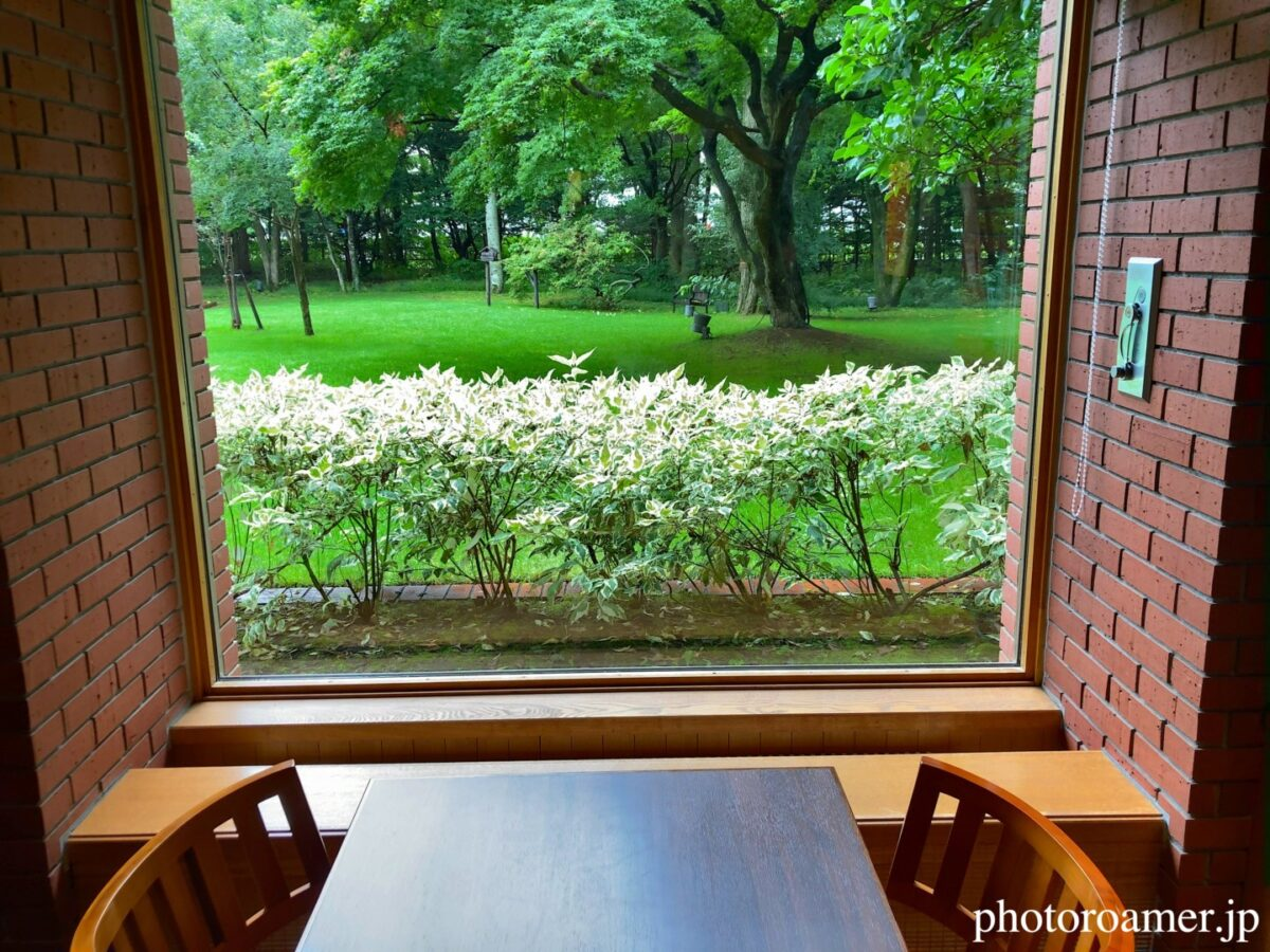 北海道ホテル帯広 朝食会場 和食六郎 個室2