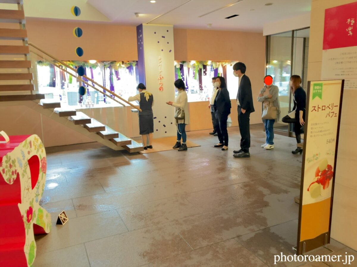 六花亭 帯広本店 喫茶室 開店