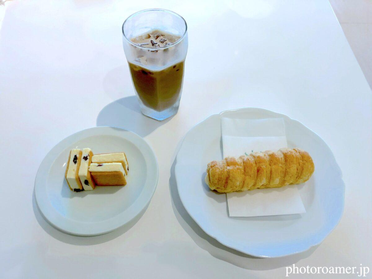 六花亭 帯広本店 喫茶室 注文料理