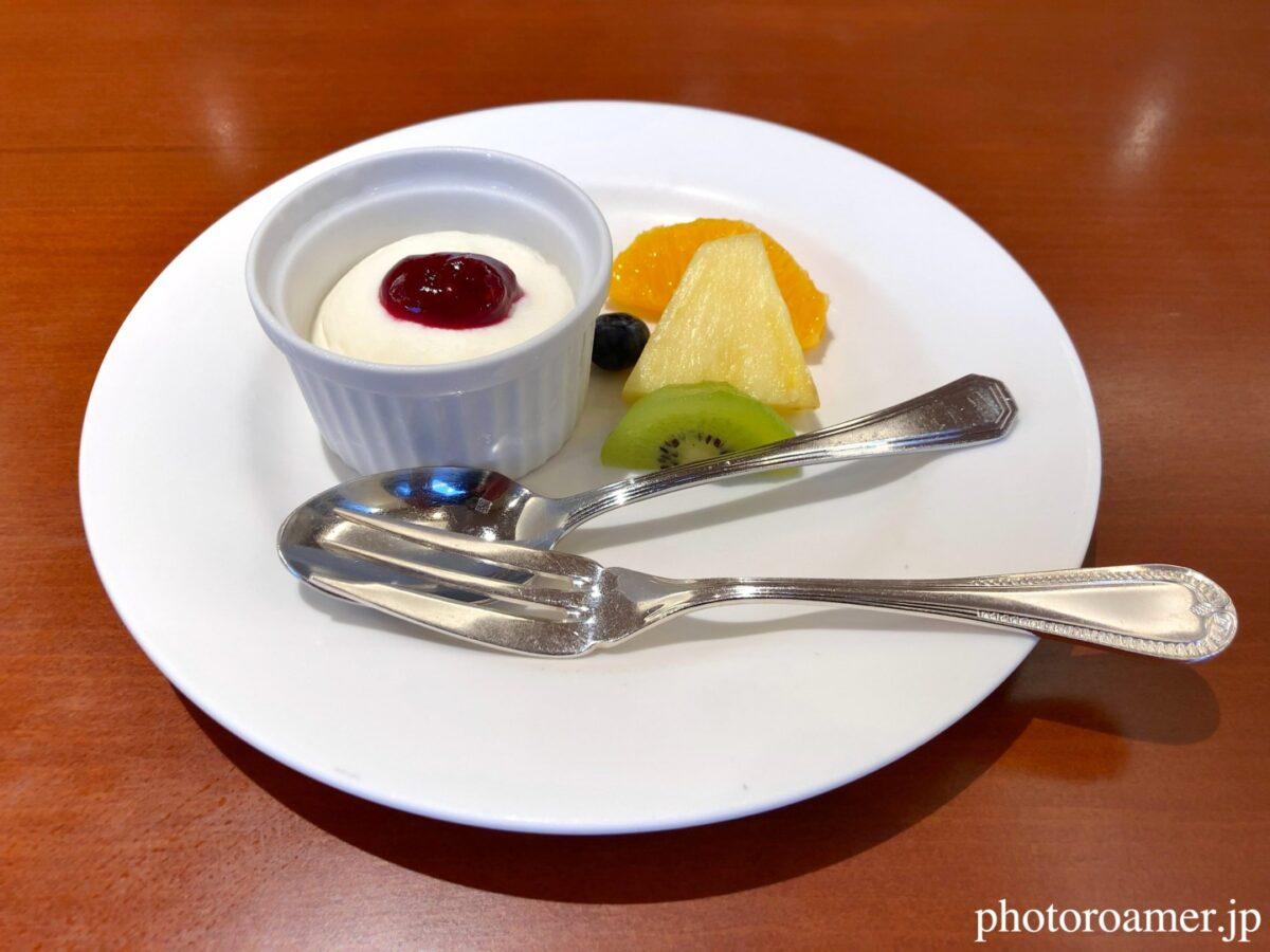 プレミアホテル中島公園札幌 朝食 デザート