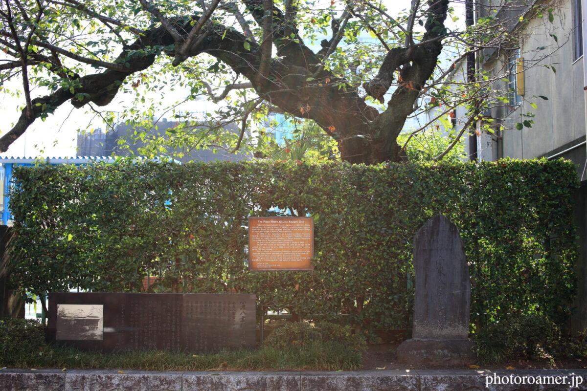 東京 小泉八雲終焉の地