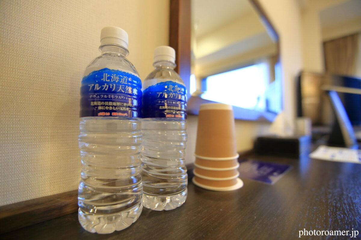 プレミアホテル中島公園札幌 部屋 水