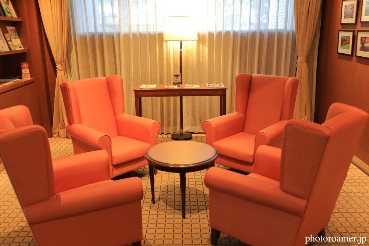 プレミアホテル中島公園札幌 エントランス