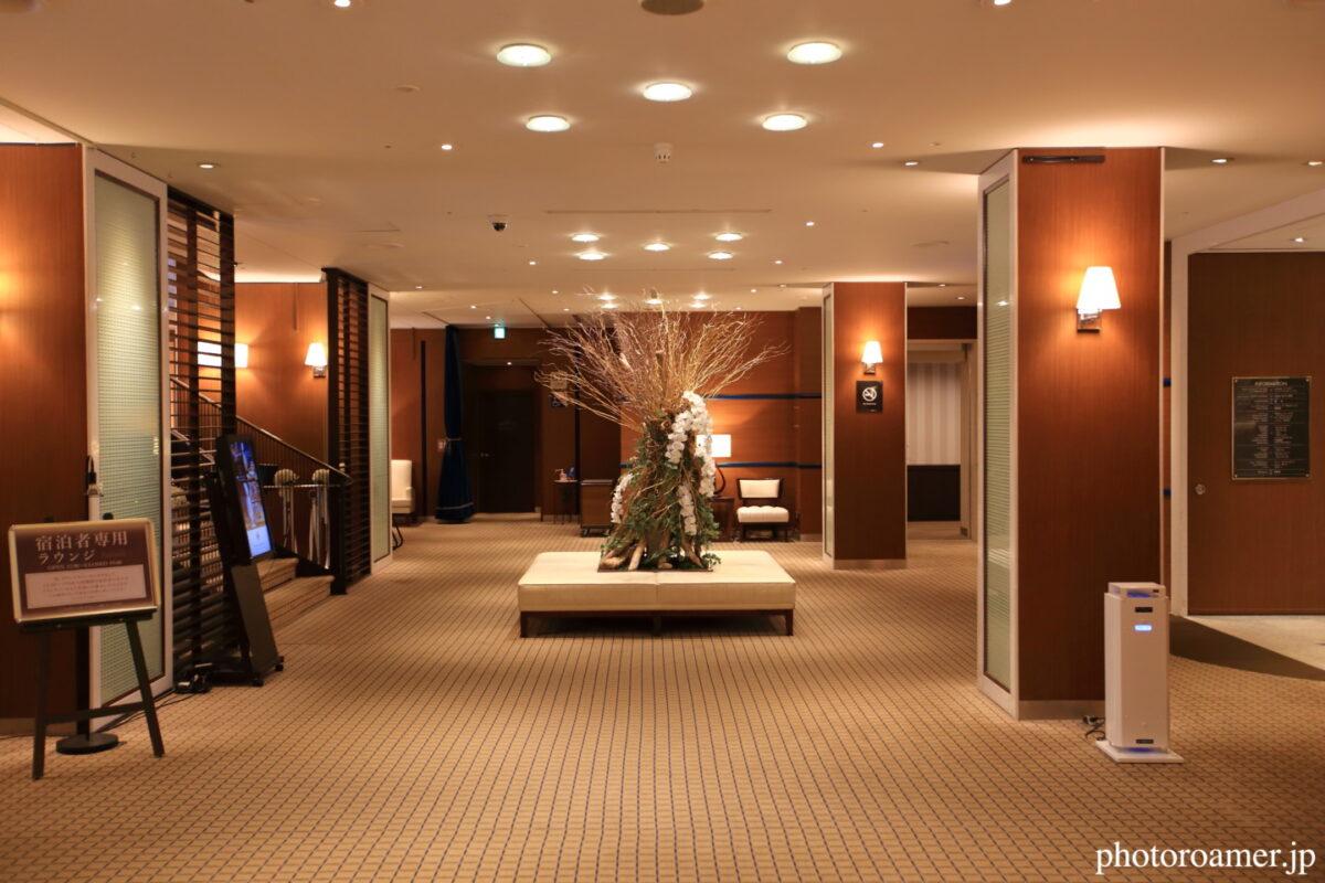 プレミアホテル中島公園札幌 ロビー