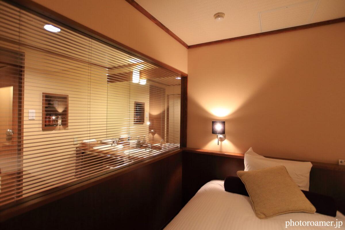 北こぶし知床 ホテル&リゾート 部屋 洗面所