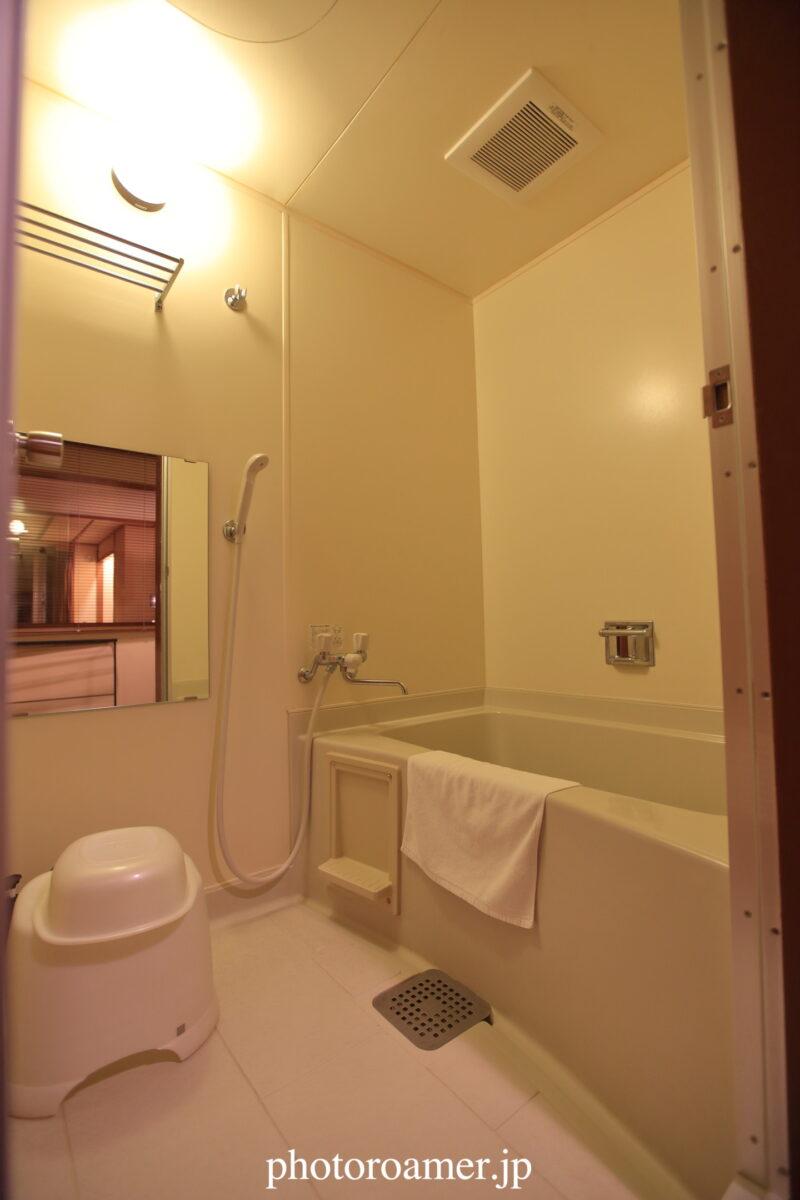北こぶし知床 ホテル&リゾート 浴室