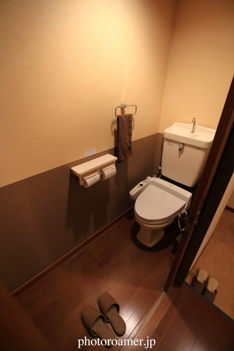 北こぶし知床 ホテル&リゾート トイレ
