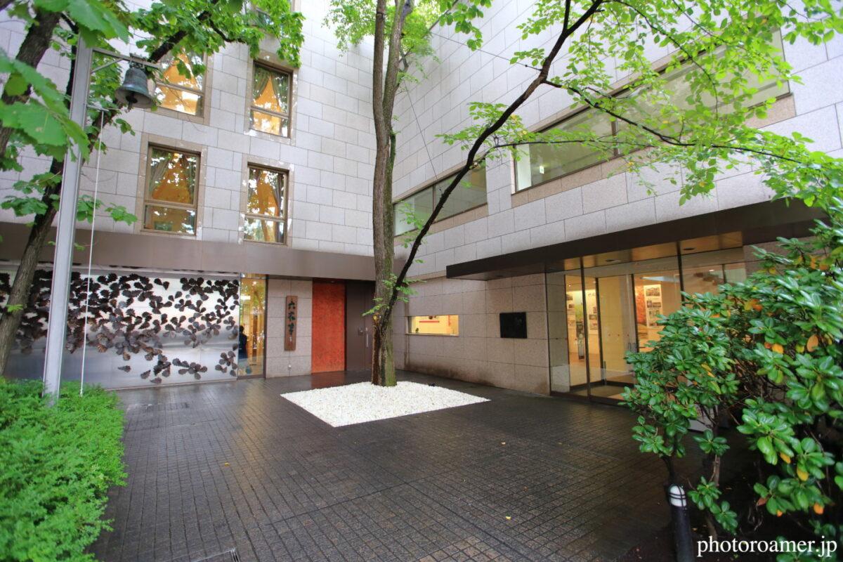 六花亭本店 帯広 平原通 入り口