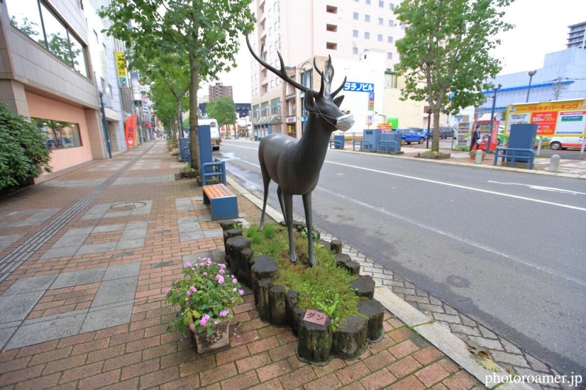 六花亭本店 帯広 平原通 ダン