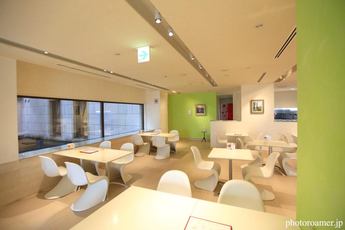 六花亭 帯広本店 喫茶室 雰囲気2