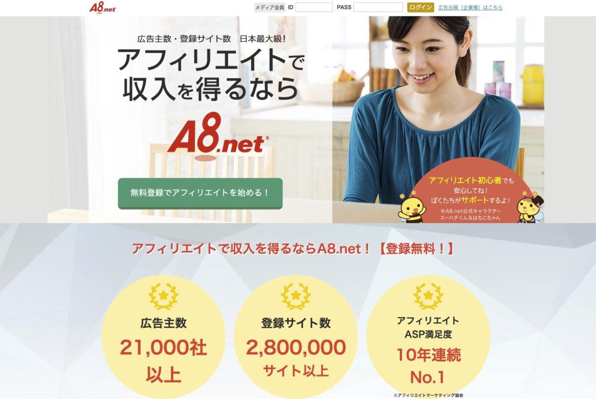 ASP A8 紹介