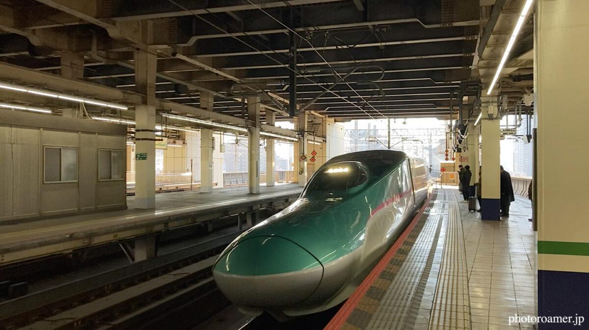 タント 福島県 新幹線 盛岡行きやまびこ