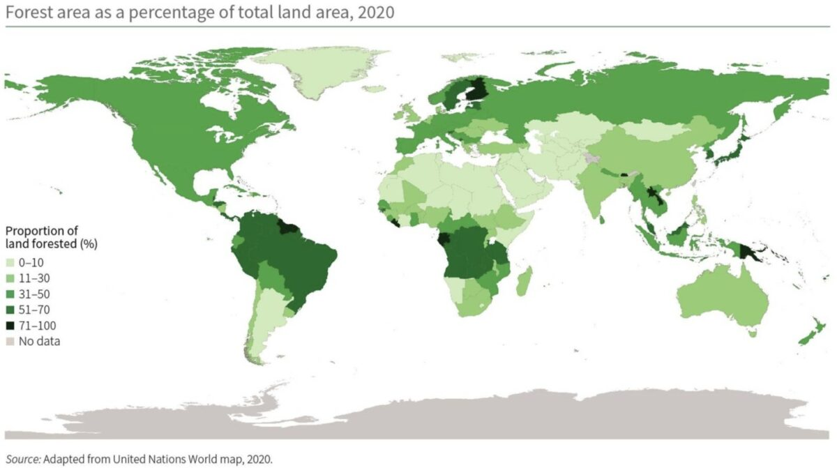 FAO Global Forest Resources Assessments