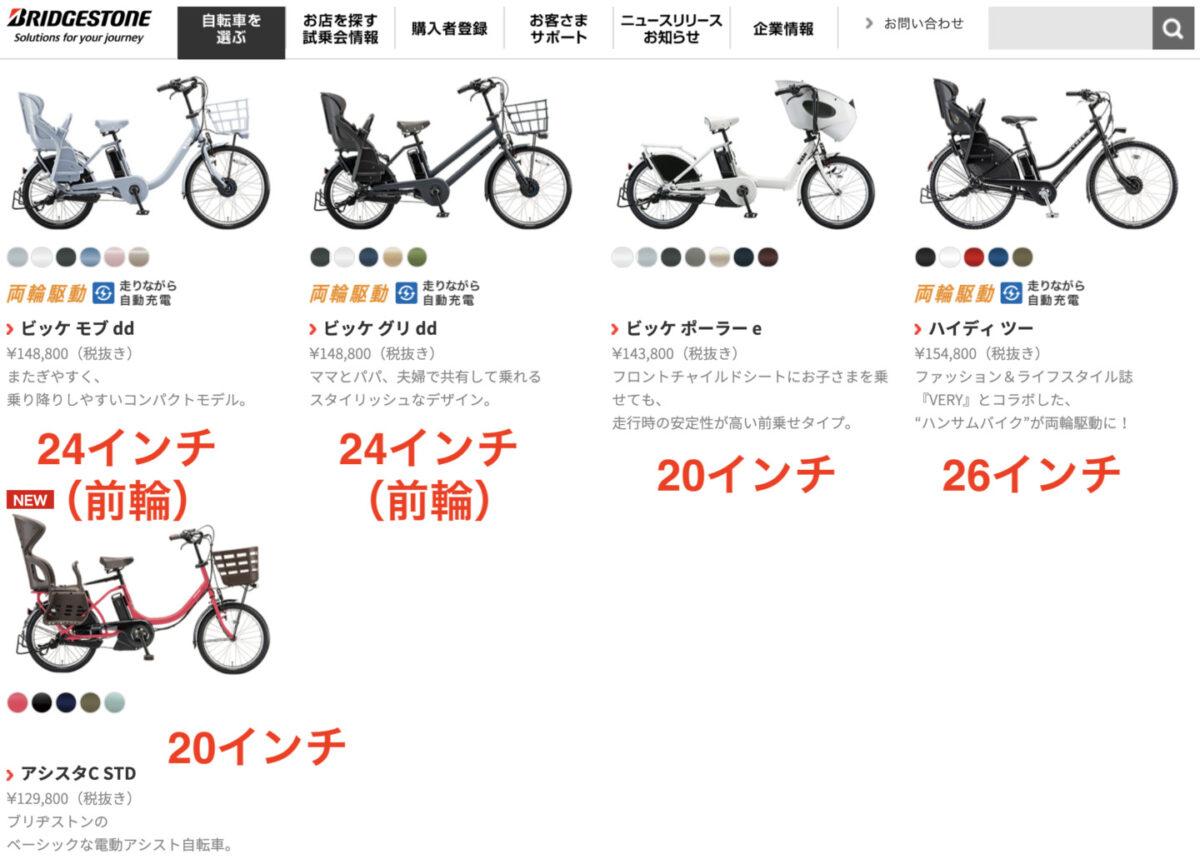 タント 自転車 ママさん 電動自転車
