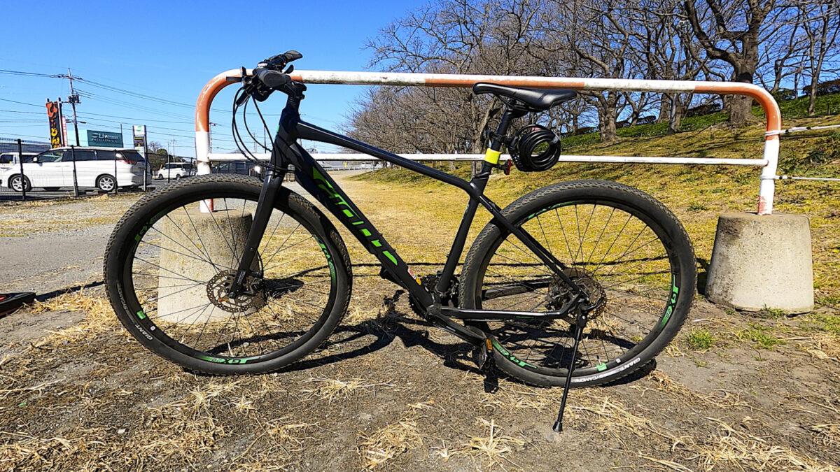 タント 自転車2