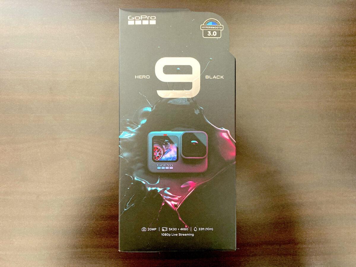 GoPro HERO9 外箱