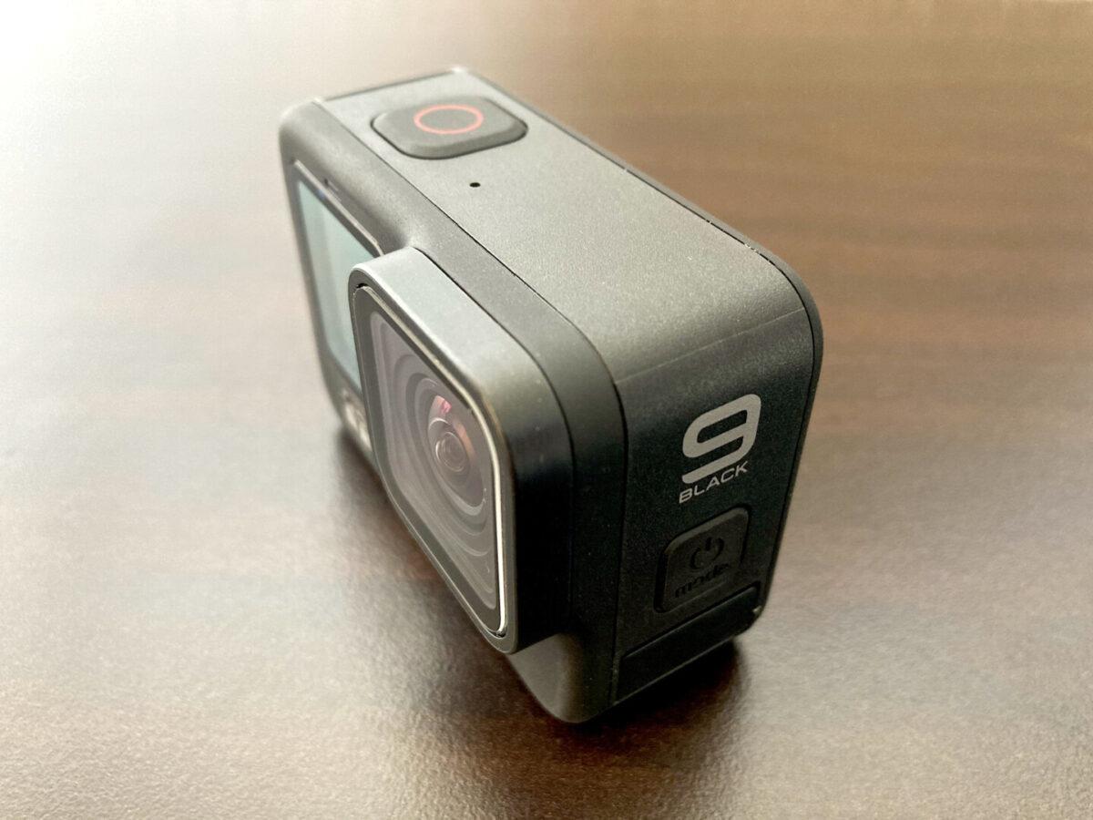 GoPro HERO9 デザイン
