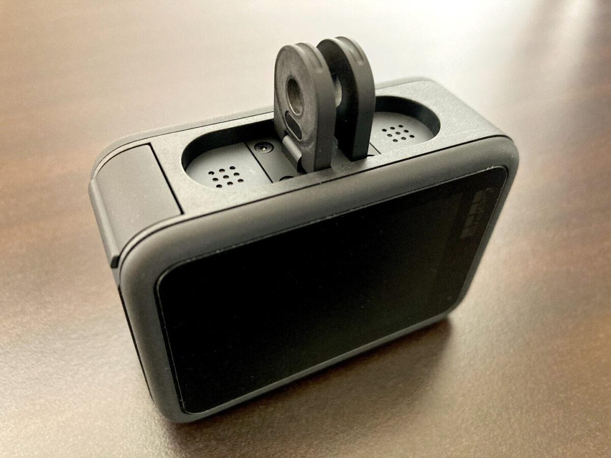 GoPro HERO9 スピーカー