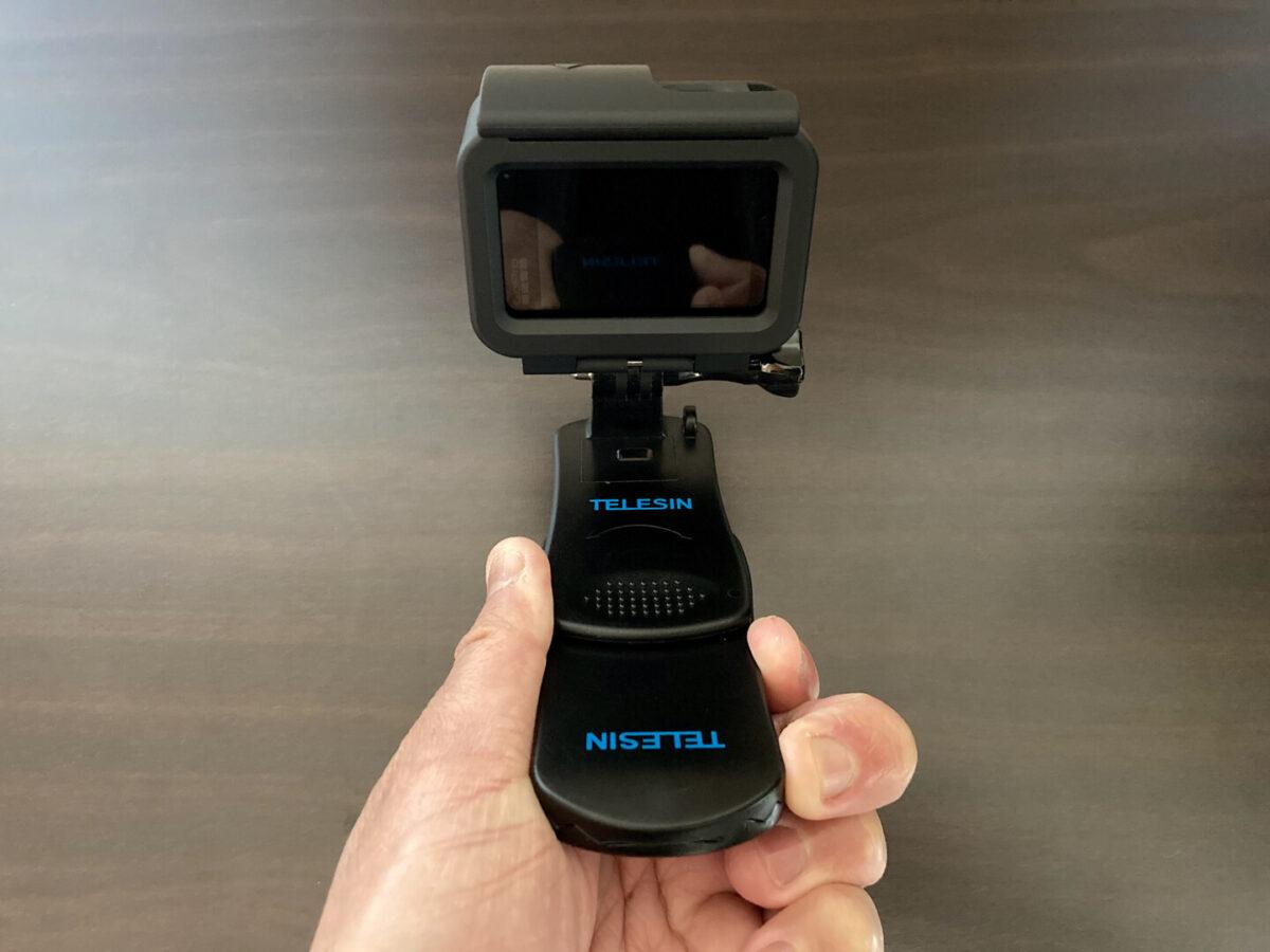 GoPro HERO9 クリップ ミニ三脚